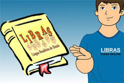CURSO DE LIBRAS - ON LINE - GRÁTIS