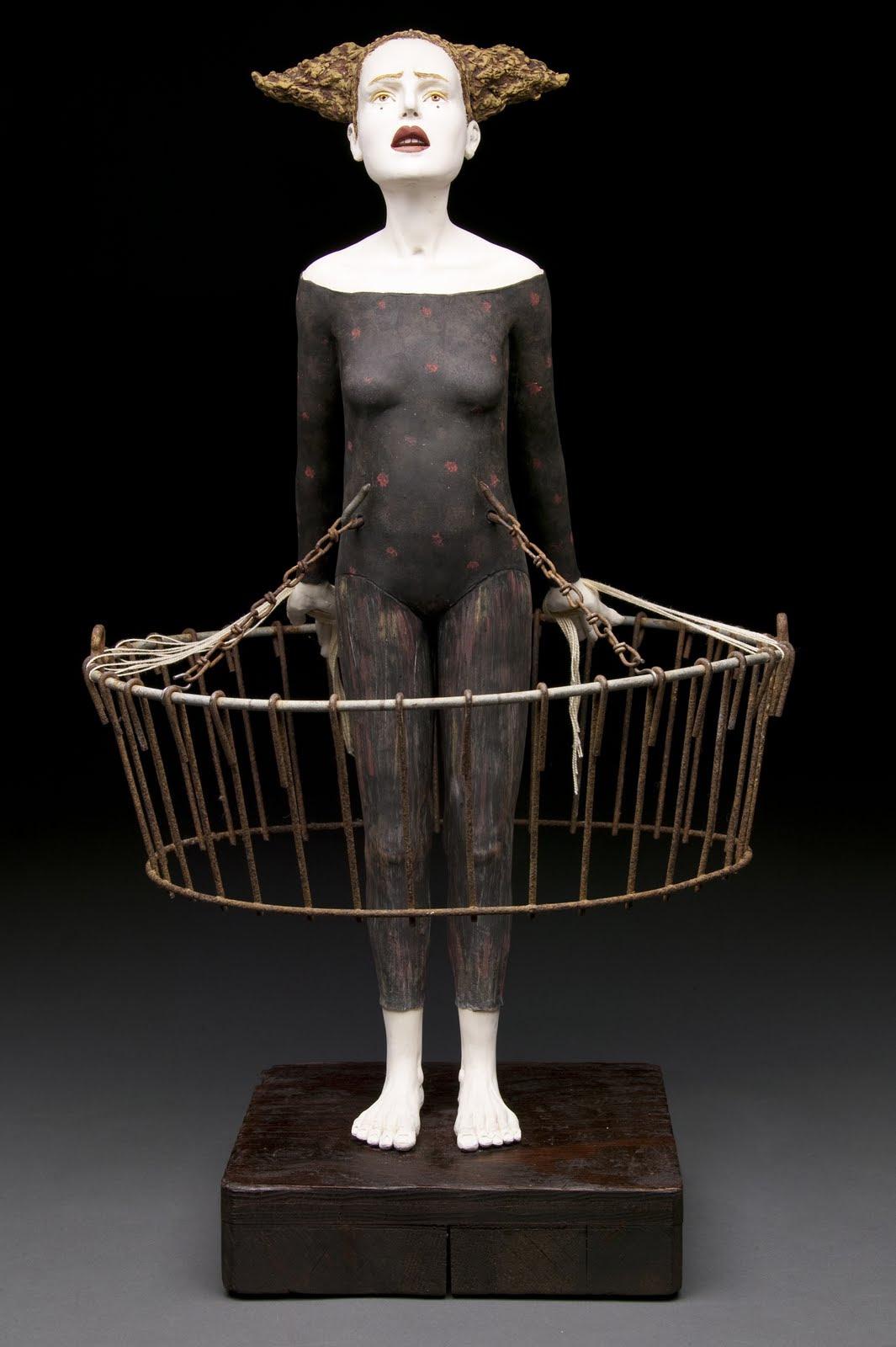 Kirsten Stingle - Sculptures - Mes propres limites