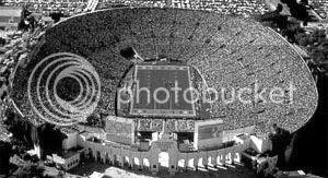 Estadio olímpico de Los Ángeles 1932 y 1984
