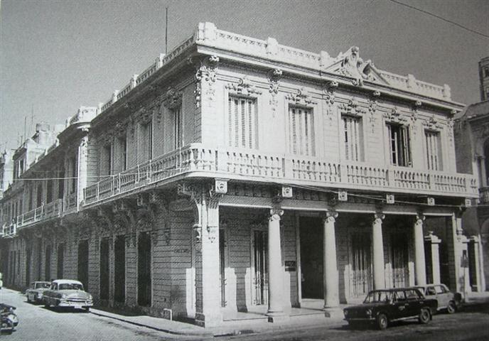 Casa de Pedro Estévez