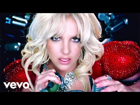 hold it against me, il nuovo video di britney spears