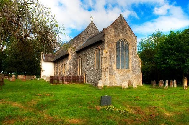 All Saint's, Thurgarton, Norfolk