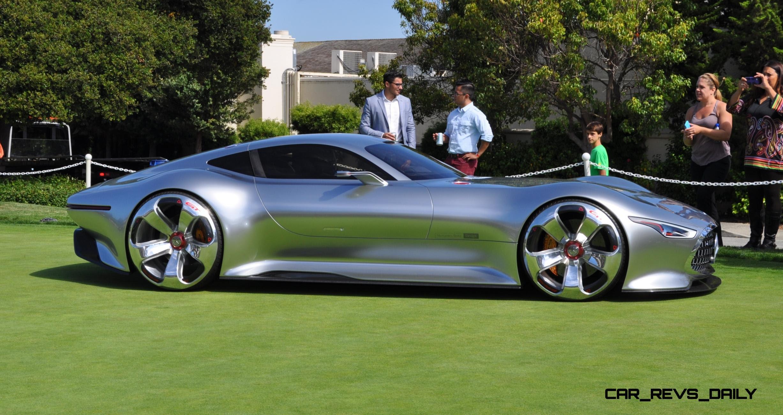 2014 Mercedes Benz Amg Vision Gran Turismo