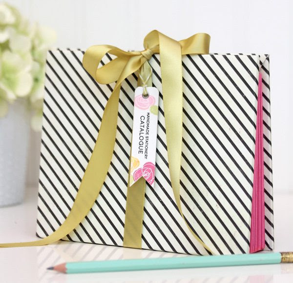 How to Organize Your Stationery  | Damask Love Blog