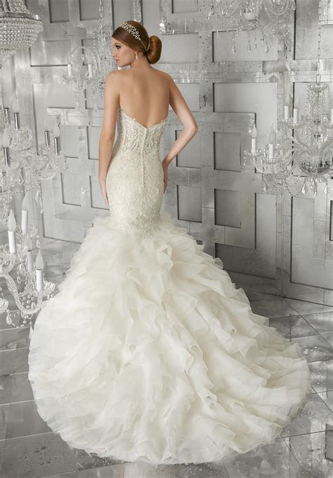 Muse Wedding Dress   Style 8177   Morilee