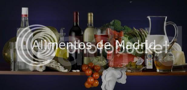 Alimentos de Madrid