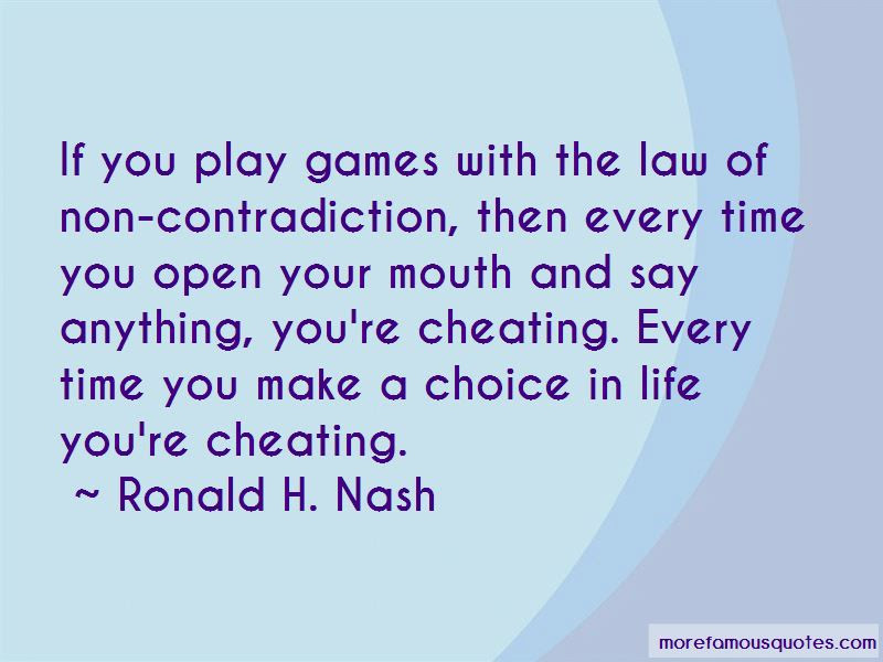 Quotes About Cheating In Life Top 31 Cheating In Life Quotes From