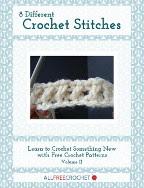 8 Different Crochet Stitches