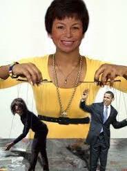 Valerie Jarrett puppets 01