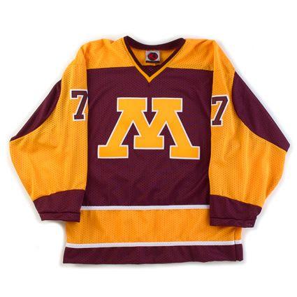 Minnesota Gophers 1980-81 R jersey photo Minnesota Gophers 1980-81 R F.jpg