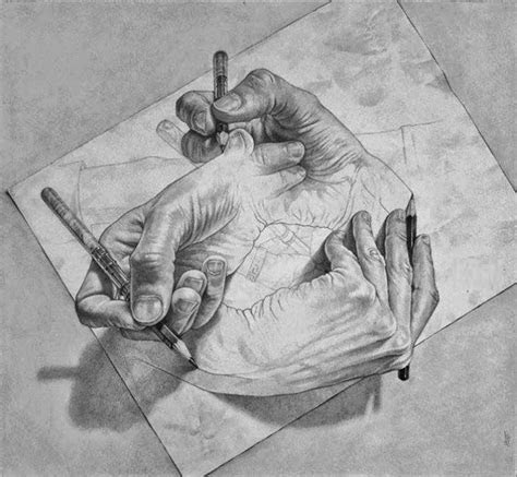 amazing  pencil art illusion sketch