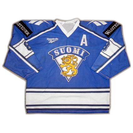 1995 Finland World Championships