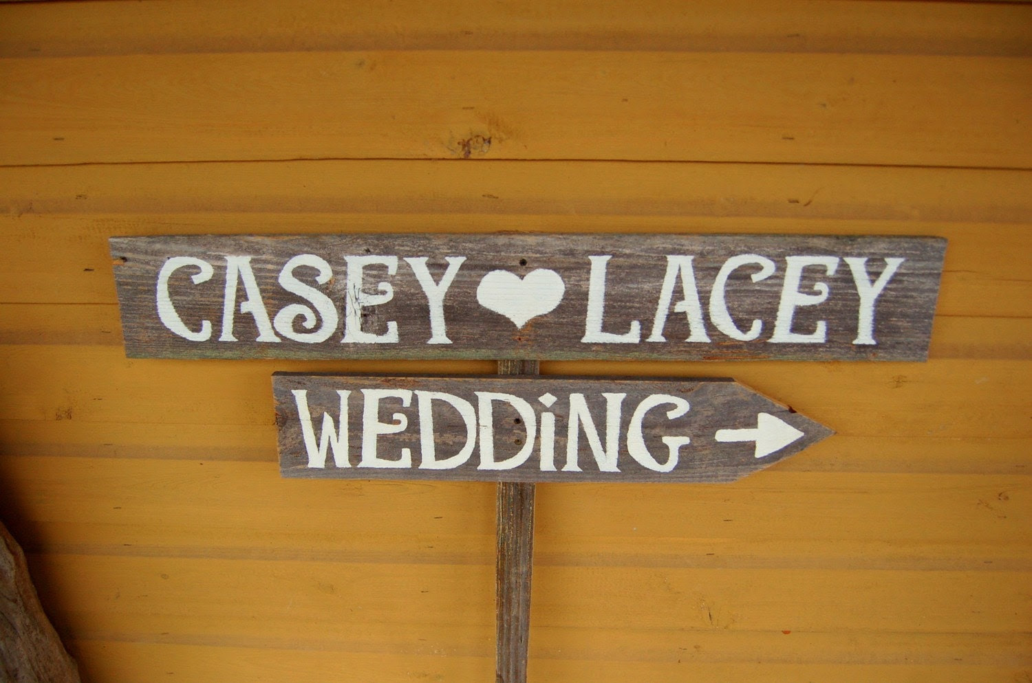 wedding Decor, for signs SIgns, wood rustic Stake.  on Wedding Rustic Reception Signs Wooden Etsy