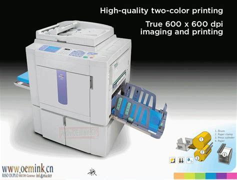 wholesale risograph RZ Series Digital Duplicator Inks and