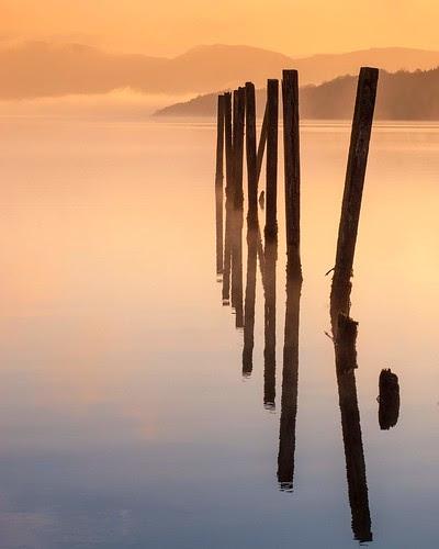 Loch Lomond by ouldm01
