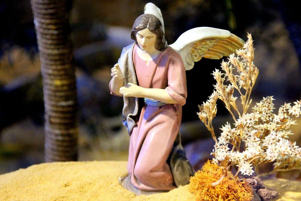 el Ángel de los pastores