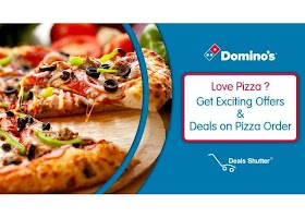 Domino Pizza Order