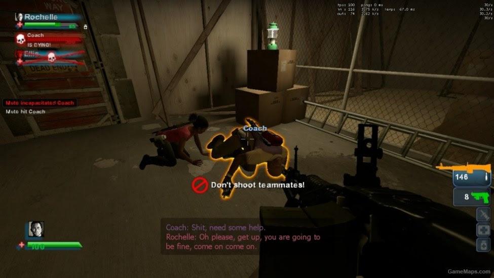 Borderlands 2 Survivor Infected Hud Left