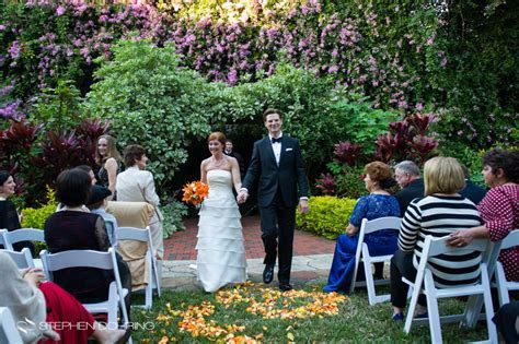 Sunken Gardens Vinoy wedding St. Petersburg, FL   Ally and