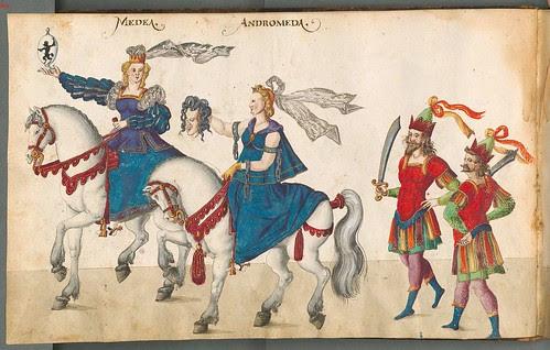 Beschreibung der historischen und allegorischen Personen 1596 (1600) d
