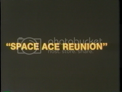 Space Ace Reunion