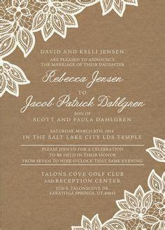 ideas  wedding invitation wording