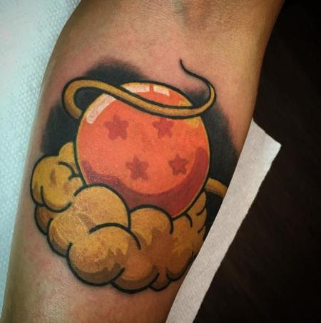 Tatuajes De Dragon Ball Z Ii Frikinet