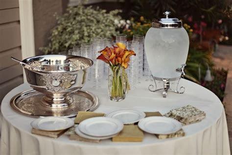 diy drink service   wedding reception lds wedding