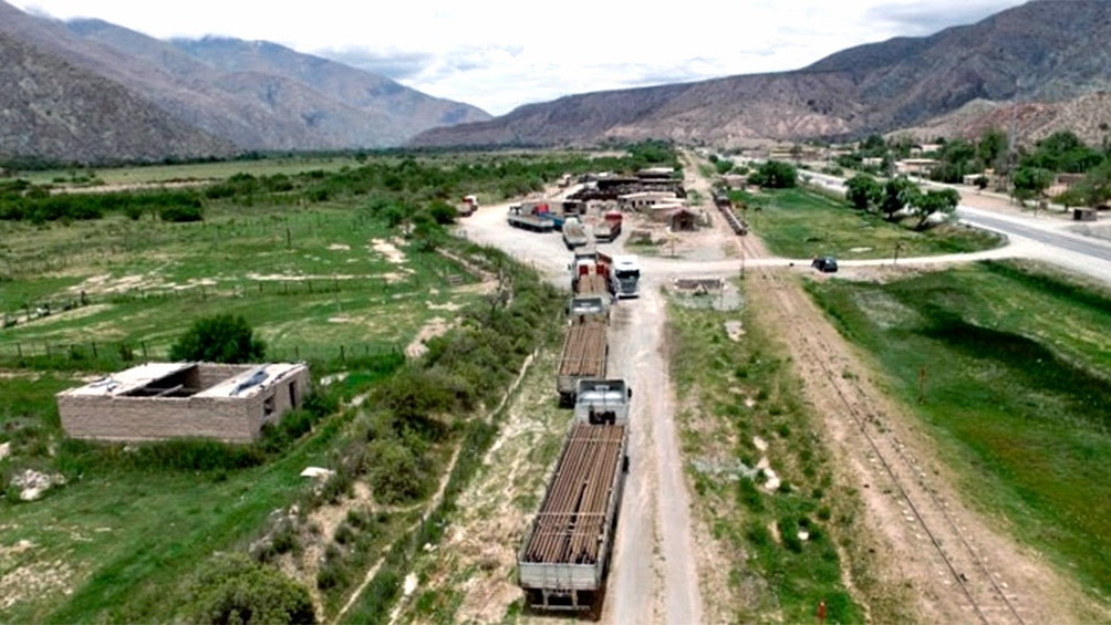 """Resultado de imagen para Tren de la Quebrada de Humahuaca en Jujuy""""."""