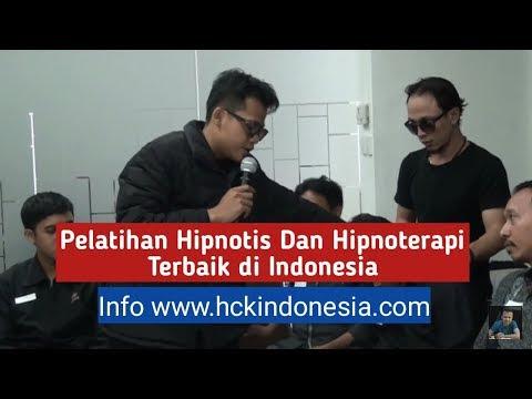 CARA BELAJAR HIPNOTIS / CARA HIPNOTIS CEPAT KILAT INDONESIA