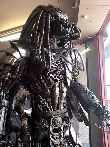 The Mechanical Predator
