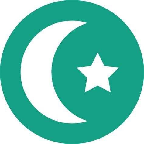 islam  signs icons