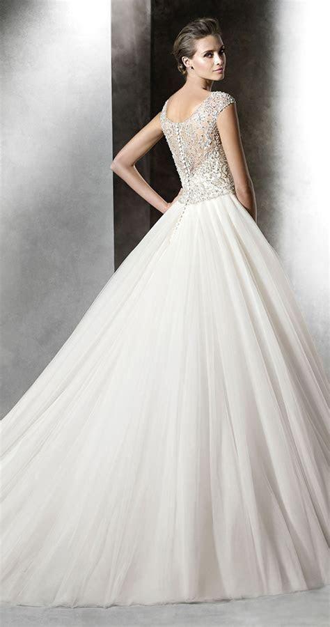 Pronovias 2016 Bridal Collection ? Part 2   Belle The Magazine