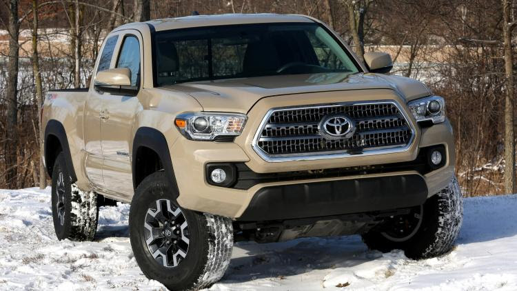 Detroit Auto Show 2015: Toyota Tacoma Gets Long Overdue Overhaul After ...