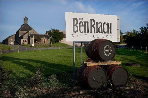 The BenRiach Distillery (Elgin)   2019 All You Need to