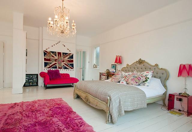 Bedroom / Union Jack
