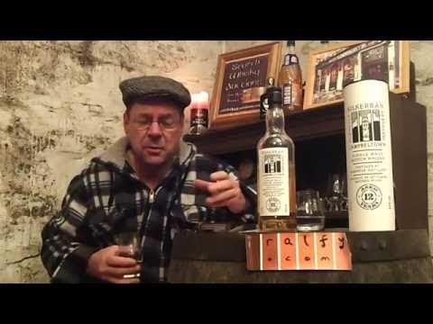 whisky review 602 - Kilkerran 12yo malt @ 46%vol