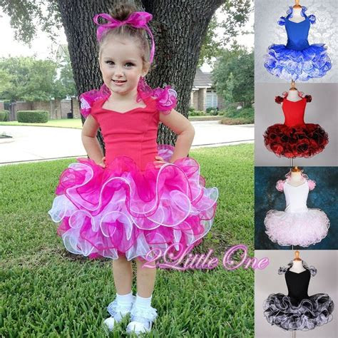 pcs cupcake halter national pageant dress diy shell
