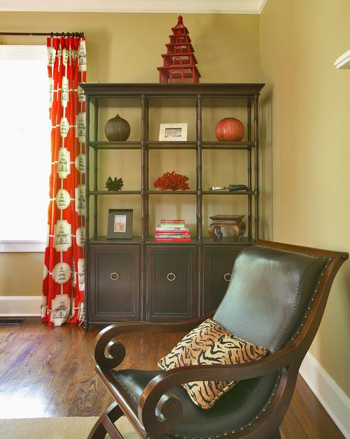 PlantAsian asian living room