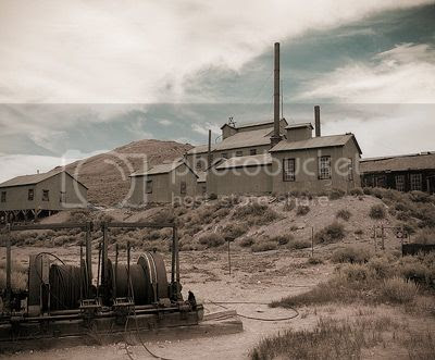 Bodie CA ghost town