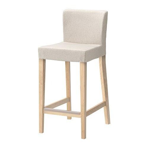 HENRIKSDAL Barhocker - 63 cm - IKEA