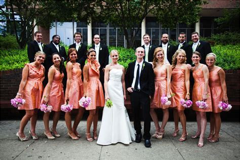 Pink and Peach Churchill Downs Inspired Wedding   Every
