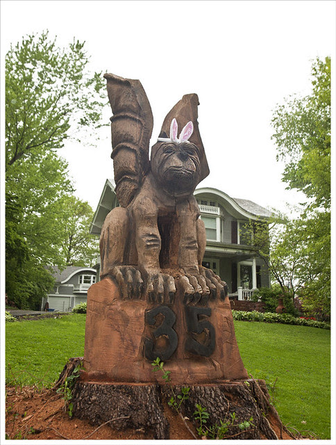 Not The Easter Bunny (35 Rock Hill Road)