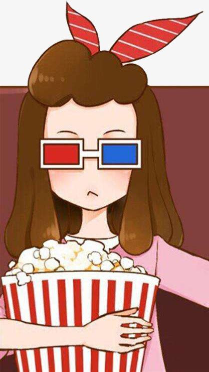 Watching The Beauty Of The Movie Audience, Beauty Clipart