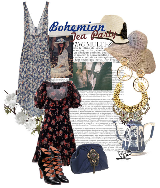 Bohemian Tea Party, Outfit Inspiration