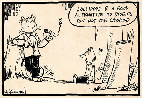 Laugh-Out-Loud Cats #2266 by Ape Lad