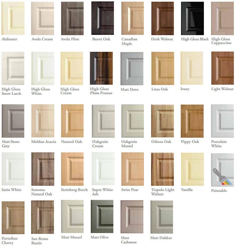 Bella Bedroom Door Colours, cheap diy bedroom doors, Bella made to ...