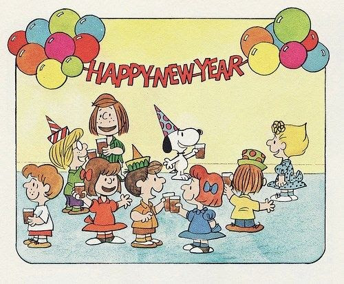 Snoopy Happy New Year Pictures Photos And Images For Facebook