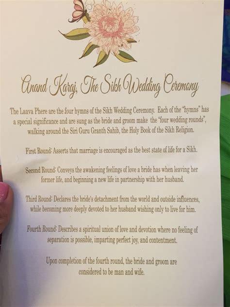 Sikh wedding    Ceremony Elements   Pinterest   Sikh