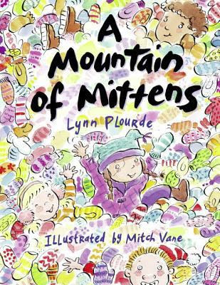 Cover Art for A mountain of mittens